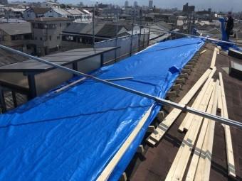 八尾 屋根工事後