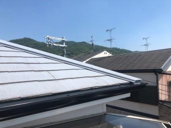 3階建ての屋根2