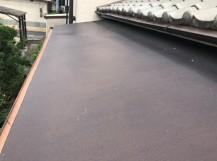 屋根から雨漏り